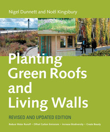Planting Green Roofs and Living Walls - cover
