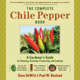 The Complete Chile Pepper Book - cover