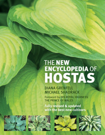 The New Encyclopedia of Hostas - cover