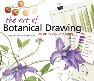 The Art of Botanical Drawing - cover