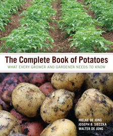 The Complete Book of Potatoes - cover