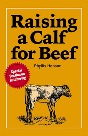 Raising a Calf for Beef - cover