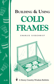 Building & Using Cold Frames - cover