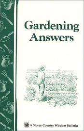 Gardening Answers - cover