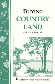 Buying Country Land - cover