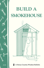 Build a Smokehouse - cover