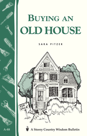 Buying an Old House - cover