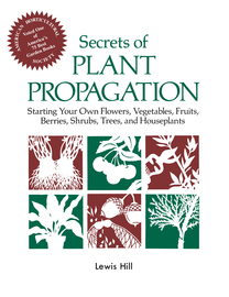 Secrets of Plant Propagation - cover