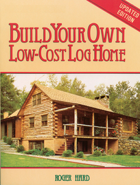Build Your Own Low-Cost Log Home - cover