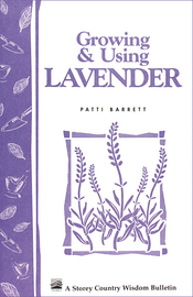 Growing & Using Lavender - cover