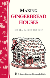 Making Gingerbread Houses - cover