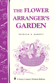 The Flower Arranger's Garden - cover