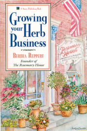 Growing Your Herb Business - cover