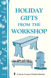 Holiday Gifts from the Workshop - cover