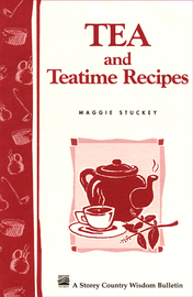 Tea and Teatime Recipes - cover