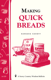 Making Quick Breads - cover