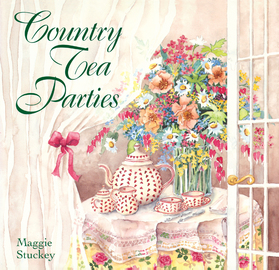Country Tea Parties - cover