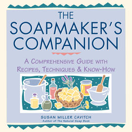 The Soapmaker's Companion - cover