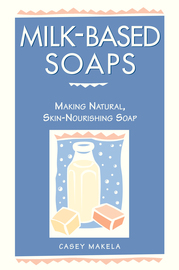 Milk-Based Soaps - cover