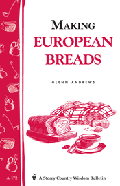 Making European Breads - cover
