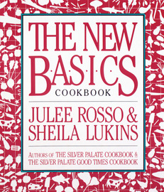 The New Basics Cookbook - cover