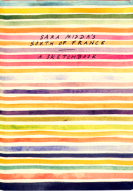 Sara Midda's South of France - cover