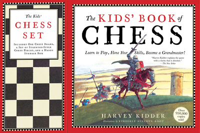 Kids' Book of Chess and Chess Set - cover