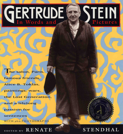 Gertrude Stein - cover