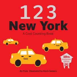 123 New York - cover