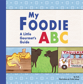 My Foodie ABC - cover