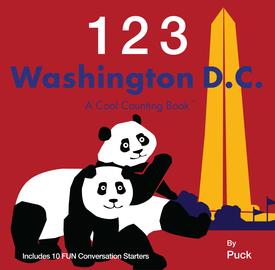 123 Washington D.C. - cover