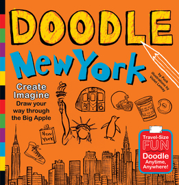 Doodle New York - cover