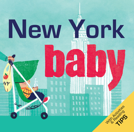 New York Baby - cover