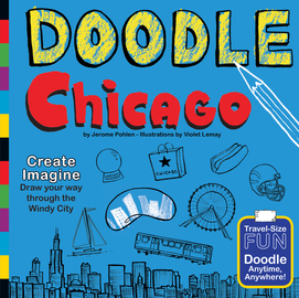 Doodle Chicago - cover