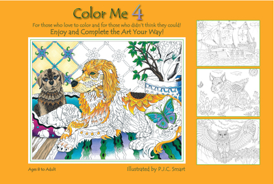 Color Me Your Way 4 - cover