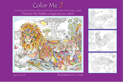 Color Me Your Way 2 - cover