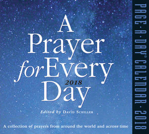 A Prayer for Every Day Page-A-Day Calendar 2018 - cover