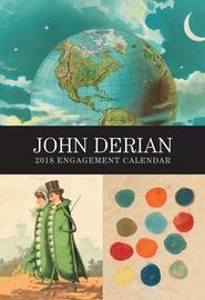 John Derian Engagement Calendar 2018 - cover