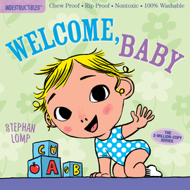 Indestructibles: Welcome, Baby - cover