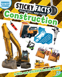 Sticky Facts: Construction - cover