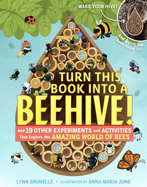 Turn This Book Into a Beehive! - cover