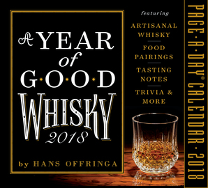 A Year of Good Whisky Page-A-Day Calendar 2018 - cover