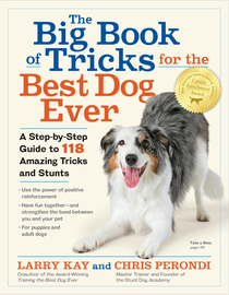 The Big Book of Tricks for the Best Dog Ever - cover
