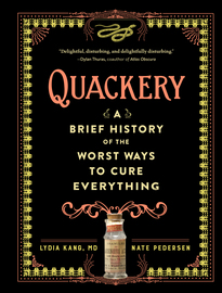Quackery - cover