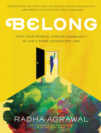 Belong - cover