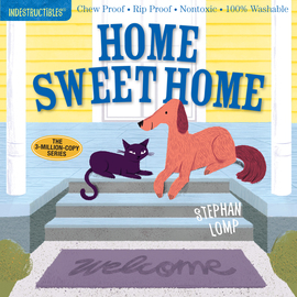 Indestructibles: Home Sweet Home - cover