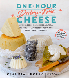 One-Hour Dairy-Free Cheese - cover