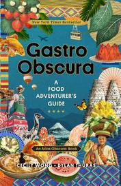 Gastro Obscura - cover