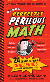 The Book of Perfectly Perilous Math - cover