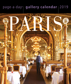 Paris Page-A-Day Gallery Calendar 2019 - cover